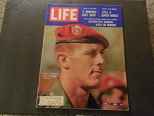 Life Apr 8 1966 Russia vs China; Great Train Robbery; Vietnam