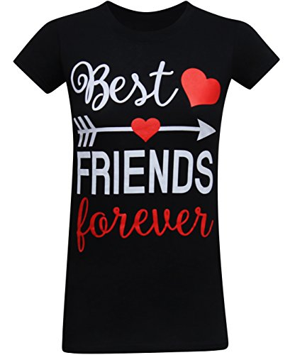 Friends Forever Womens Fitted T Shirt product image