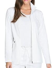 Dickies womens Essense Warm-up Jacket