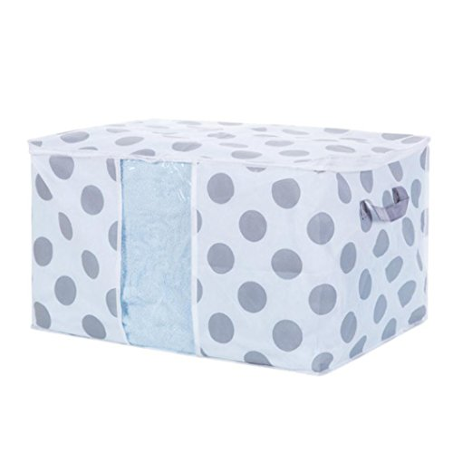 ZTY66 Fabric Foldable Storage Bag / Organizer Box for Clothe