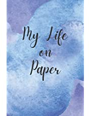 My Life on Paper: Journal Notebook