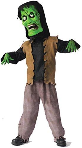 Bobble Head Monster Child Costume - Large