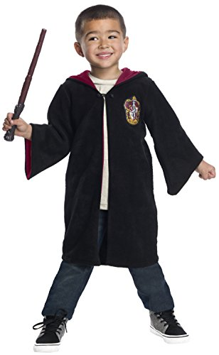 Rubie's Unisex-Children Harry Potter Gryffindor Robe Costume, As Shown, Toddler