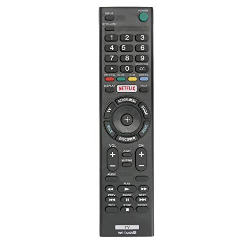 New RMT-TX200U RMTTX200U Replace Remote Control fit for Sony