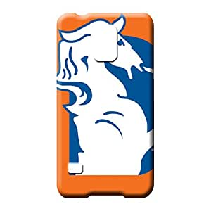samsung galaxy s5 covers High-end colorful cell phone skins denver broncos nfl football