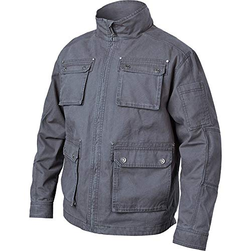 (BLACKHAWK! Men's Field Jacket, Large, Slate)