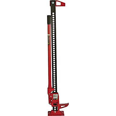 Strongway Farm Jack -3 1/2-Ton Capacity, 5in.-40in. Lift Range