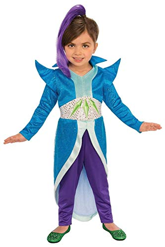 Rubie's Costume Shimmer and Shine Child's Zeta The Sorceress Costume, Multicolor, Small