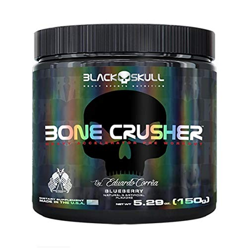 Bone Crusher 150 g - Black Skull