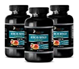 Weight Loss Supplements - African Mango Extract 1200 MG - African Mango Ultra - 3 Bottles (180 Capsules)
