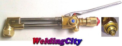 - WeldingCity Cutting Attachment CA2460 Heavy Duty for Victor Torch Handles 300 Series
