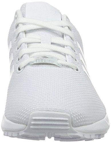 adidas Ftwwht Ftwwht ZX Flux Scarpe Donna Bianco da Cblack Ginnastica W aarCp1wq