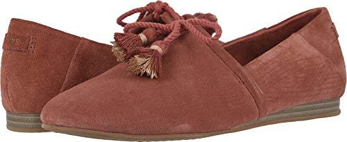 Suede Plaid Shoes - TOMS Women's Kelli Spice Suede 8.5 B US
