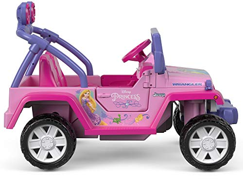 Power Wheels Disney Princess Jeep Wrangler by Power Wheels (Image #8)