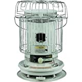 Sengoku Heat Mate Portable Convection Kerosene Heater 23,000 BTU , Beige #HMHC2230 by Sengoku