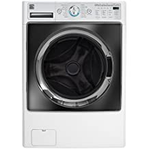 Kenmore Elite 41002 4.5 cu. ft. Front Load Combination Washer/Dryer in White, includes delivery and hookup