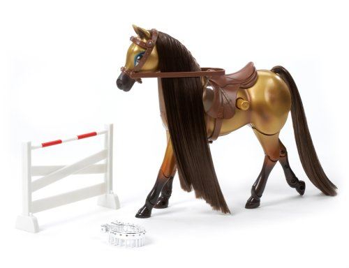 MGA Entertainment Bratz Kidz Horseback Fun with Jumping F...