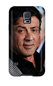 Hot Shock-dirt Proof Sylvester Stallone Case Cover For Galaxy S5