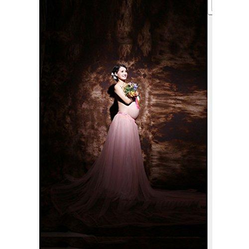 YUOI Dress - Vestido - para mujer morado