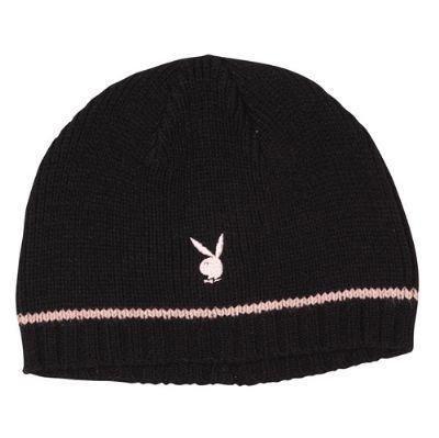 cerca genuino sito autorizzato sconto di vendita caldo Playboy - Berretto in maglia - Donna Nero nero: Amazon.it ...