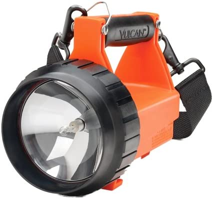 Streamlight 44401 Fire Vulcan Rechargeable Lantern Vehicle Mount System, Orange