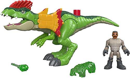 Fisher-Price Imaginext Jurassic World, Stygimoloch & Owen