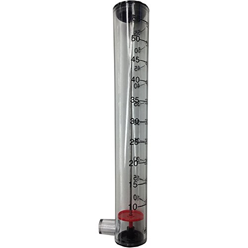 Hall Wind Meter Standard Airspeed Indicator 7 to 55 mph by Hall Wind Meter