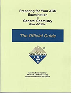 Preparing for Your ACS Examination in Organic Chemistry : The