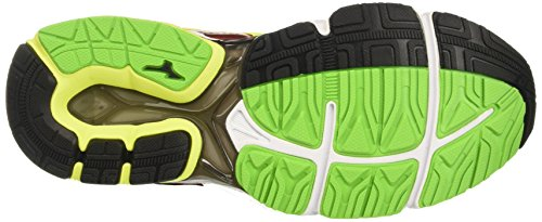 Green Equate Yellow da Scarpe Wave Grenadine Ginnastica Jasmine Uomo Safety Verde Mizuno 7wRPqW