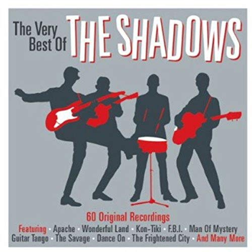 The Very Best Of The Shadows [Box set] (Best Of The Shadows Cd)