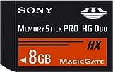 Sony Memory Stick PRO-HG Duo HX 8 Flash Memory Card
