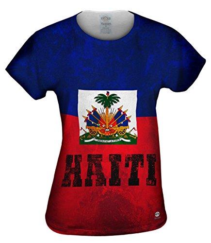 Yizzam Dirty Haiti TShirt Womens