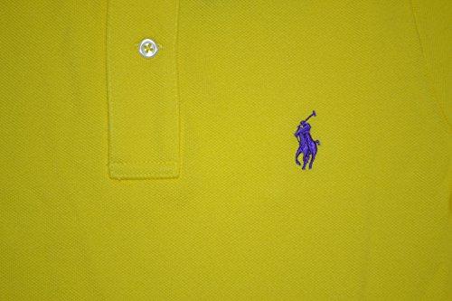 Ralph Lauren Small Pony Poloshirt T-Shirt Damen Gr: XL