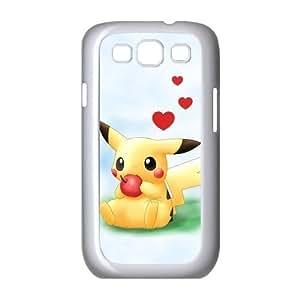 Custom Pikachu Back Cover Case for SamSung Galaxy S3 I9300 JNS3-218