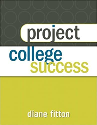 Book Project College Success by Diane Fitton (2012-08-18)