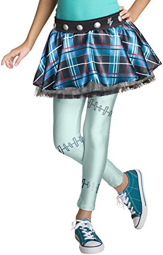 Rubie's Monster High Frankie Stein Skeggings Tutu with