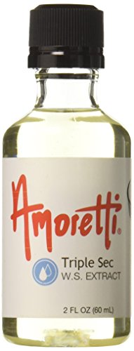 - Amoretti Triple Sec Extract, 2 Ounce