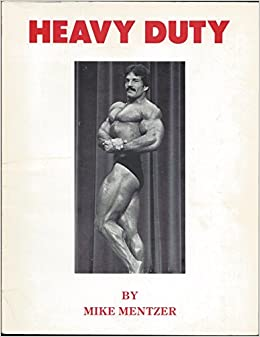 mike mentzer high intensity training pdf