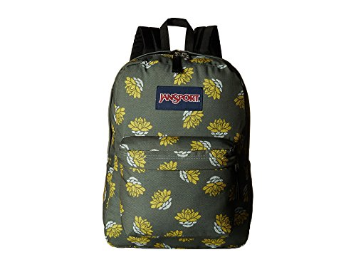 JanSport Unisex SuperBreak Muted Green Lily One Size by JanSport