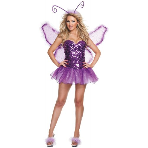 Signature Butterfly Costume - Large - Dress Size 10-12