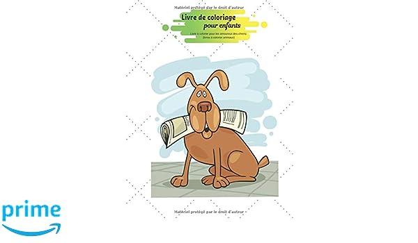 Livre De Coloriage Pour Enfants Livre A Colorier Pour Les