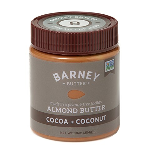 Top cocoa almond butter
