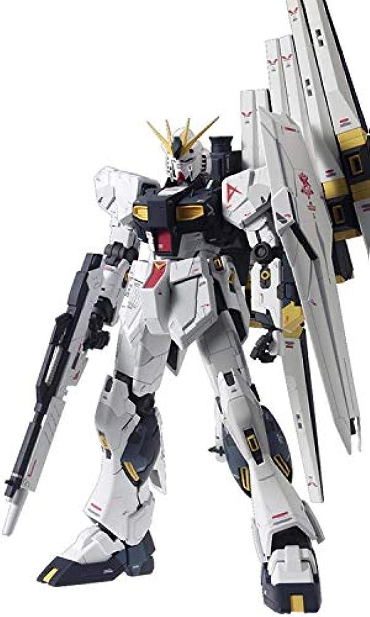 [해외] MG 기동 전사 건담 역습 샤아Char RX-93 V건담 VER.KA 1/100스케일 색별 분류필 프라모델
