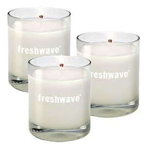 Lote 3 Velas Neutralizadoras de Olores freshwave®