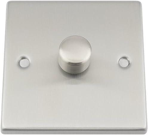 Nouveau commutateur électrique lumière blanche 10A Amp 1 gang 1 way