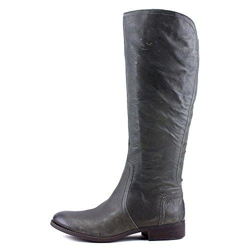 Jessica Simpson Randee, Fashion Stiefel Frauen, Pumps rund, Leder Grey