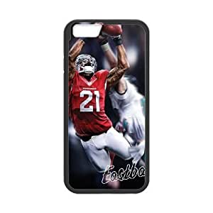 Arizona Cardinals iPhone 6 Plus 5.5 Inch Cell Phone Case Black persent zhm004_8554765