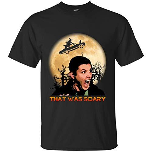 MKTEE That was Scary Funny Halloween Tshirt Dean