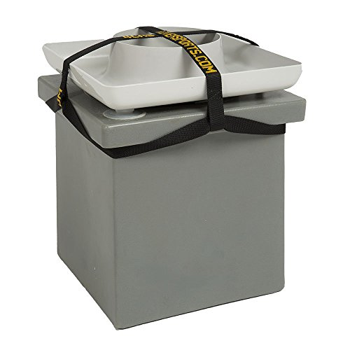 Portable Camp Toilet System by Coyote River Gear (Image #3)