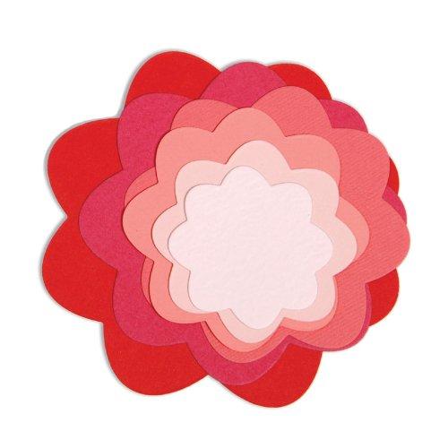 (Sizzix Framelits Die Set 7/PK - Flowers)